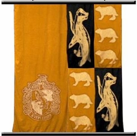 Harry Potter NECA Hufflepuff Wall Scroll