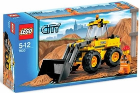 LEGO City Set #7630 Front End Loader