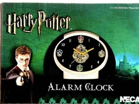 Harry Potter NECA Hogwarts Houses Desk Clock