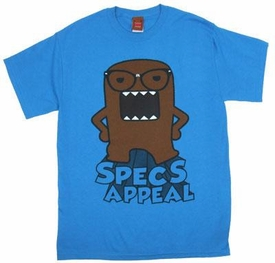 Domo Adult T-Shirt Appealed