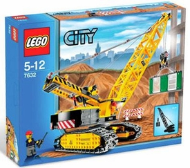 LEGO City Set #7632 Crawler Crane