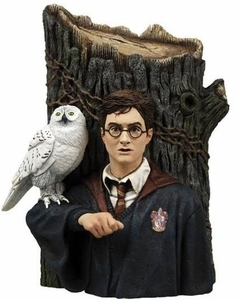 NECA Harry Potter & Hedwig Bookends