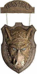 Harry Potter Wall Decor #8023 Hogs Head Wall Decoration