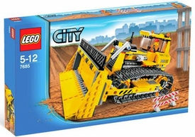 LEGO City Set #7685 Dozer