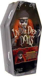 Mezco Toyz Living Dead Dolls Exclusive Figure Captain Bonney