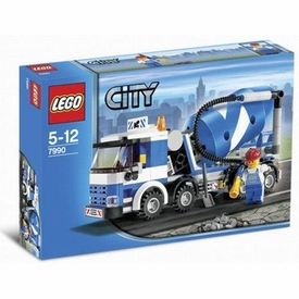 LEGO City Set #7990 Cement Mixer