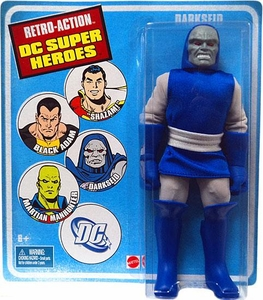 DC Universe World's Greatest Super Heroes Retro Series 4 Action Figure Darkseid