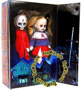 Mezco Toyz Living Dead Dolls Exclusive Figure 2-Pack House of 1000 Corpses [Cindy & Otis]