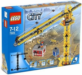 LEGO City Set #7905 Building Crane