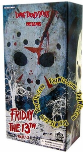 Mezco Toyz Living Dead Dolls Exclusive Jason Voorhees [Friday the 13th Part 3]