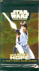 Star Wars Trading Card Game A New Hope Booster Pack