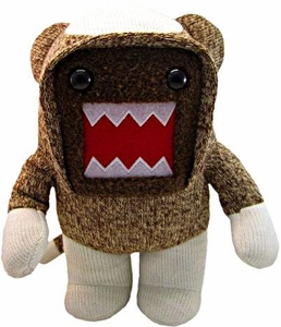Domo 6.5 Inch Plush Figure Sock Monkey Domo