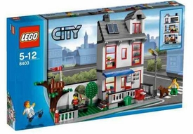 LEGO City Exclusive Set #8403 City House