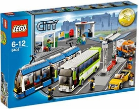 LEGO City Set #8404 Public Transport Station