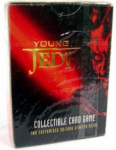 Star Wars Episode I Young Jedi Collectible Card Game