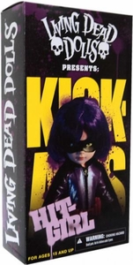 Mezco Toyz Living Dead Dolls Exclusive Hit Girl