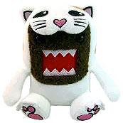 Domo 6.5 Inch Plush Figure Domo Cat
