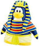 Disney Club Penguin 2 Inch Mini Figure Pharaoh