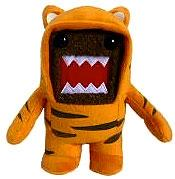 Domo 6.5 Inch Plush Figure Domo Tiger