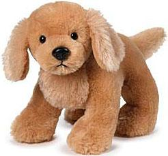 Webkinz Plush Butterscotch Retriever