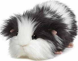 Webkinz Plush Cookies & Cream Guinea Pig