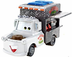 Disney / Pixar CARS 2 Movie 1:55 Die Cast Car Oversized Vehicle Mater's Tacos