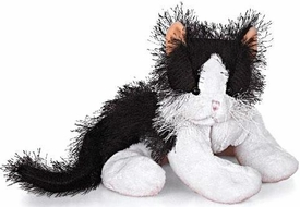 Webkinz Plush Black & White Cat