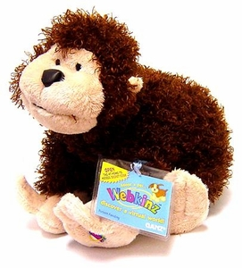 Webkinz Plush Cheeky Monkey