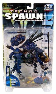 McFarlane Toys Spawn Series 15 Techno Spawn Action Figure Warzone