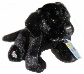 Webkinz Plush Black Lab