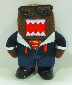 Domo DC Superman 9 Inch Plush Clark Kent Pre-Order ships July