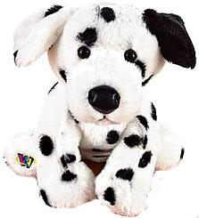 Webkinz Plush Dalmation Dog