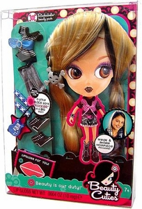 Beauty Cuties Doll Rockabelle Beauty Pack