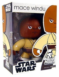 Star Wars Mighty Muggs Wave 2 Figure Mace Windu