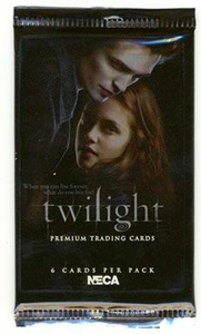 NECA Twilight Movie Trading Card Pack