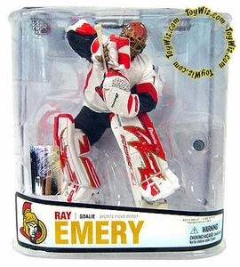 McFarlane Toys NHL Sports Picks Series 18 Action Figure Ray Emery (Ottawa Senators)