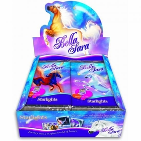 Bella Sara Horses Trading Card Game Series 13 Starlights Booster Box [24 Packs]