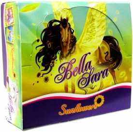Bella Sara Horses Trading Card Game Series 11 Sunflower Booster Box [24 Packs]