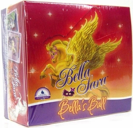 Bella Sara Horses Trading Card Game Series 10 Bella's Ball Booster BOX [36 Packs]