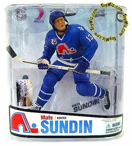 McFarlane Toys NHL Sports Picks Series 18 Action Figure Mats Sundin (Quebec Nordiques)