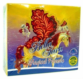 Bella Sara Horses Trading Card Game Series 6 Magical Friends Booster BOX [36 Packs]