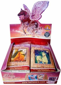 Bella Sara Horses Trading Card Game Series 4 Ancient Lights Booster BOX [36 Packs]