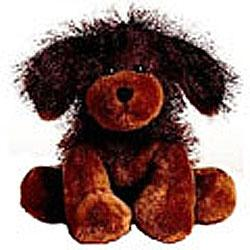 Webkinz Plush Brown Dog