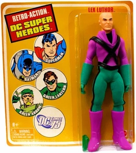 DC Universe World's Greatest Super Heroes Retro Series 1 Action Figure Lex Luthor