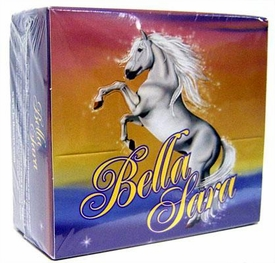 Bella Sara Horses Trading Card Game Series 1 Booster BOX [36 Packs]