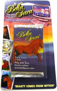 Bella Sara Horses Trading Card Game Series 1 Booster BOX [12 Blister Packs]
