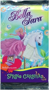 Bella Sara Horses Trading Card Game Spring Carnival Booster Pack