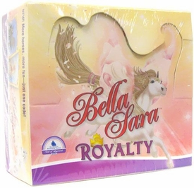 Bella Sara Horses Trading Card Game Series 9 Royalty Booster BOX [36 Packs]