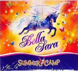 Bella Sara Horses Trading Card Game Summer Camp Booster Box [24 Packs]