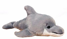 Webkinz Plush Bottle Nosed Dolphin